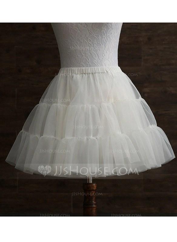 TulleTaffeta Petticoat 198120279 Flower Girl JJs House