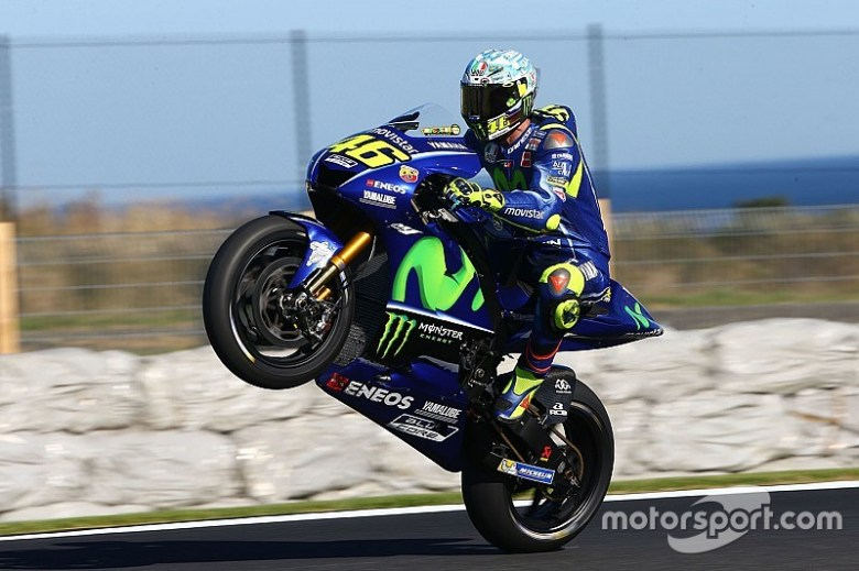 "MotoGP 2017: Valentino Rossi goes in ""wrong direction"" on ..."