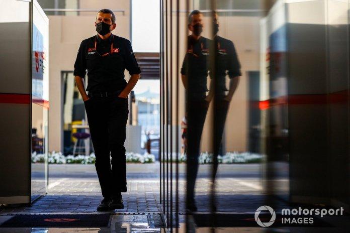 Guenther Steiner, Drejtori i Ekipit, Haas F1