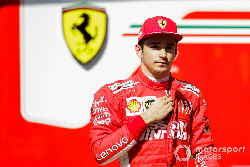 Charles Leclerc, Ferrari  F1 2019 driver and team line-ups charles leclerc ferrari 1
