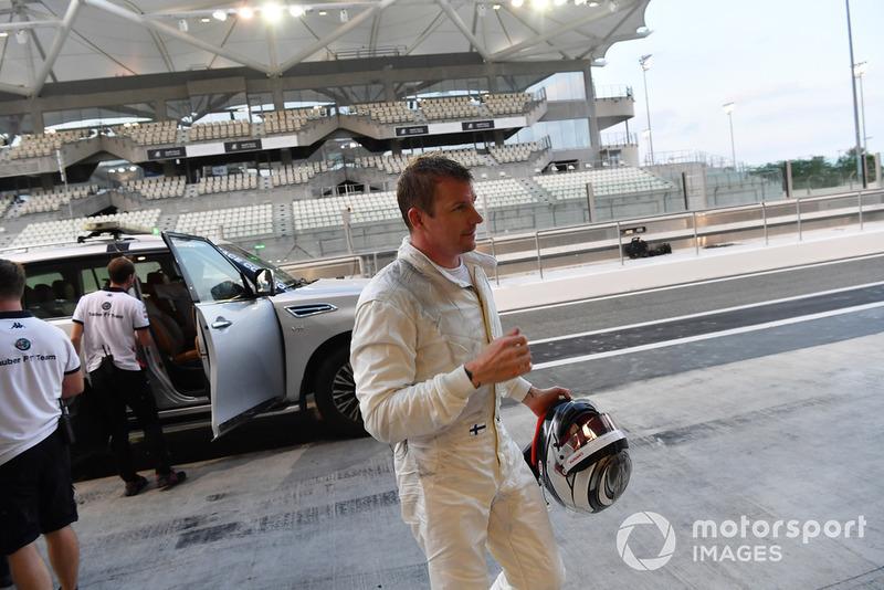 Kimi Raikkonen, Sauber   F1 2019 driver and team line-ups kimi raikkonen sauber returns 1