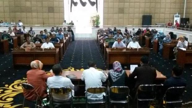 Ketua DPRD Purwakarta Bantah ada uang Pelicin Pembangunan