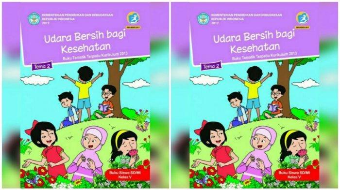 Apa itu bunga teratai ? Kunci Jawaban Tema 2 Kelas 5 Halaman 24 30 32 36 Buku Tematik Sd Cara Tubuh Mengolah Udara Bersih Tribun Pontianak