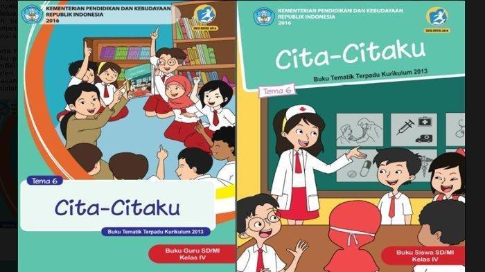 Materi yang dibahas kali ini terdapat pada buku tematik subtema 2 pembelajaran 6. Kunci Jawaban Tema 6 Kelas 4 SD Halaman 95 96 99 100 101