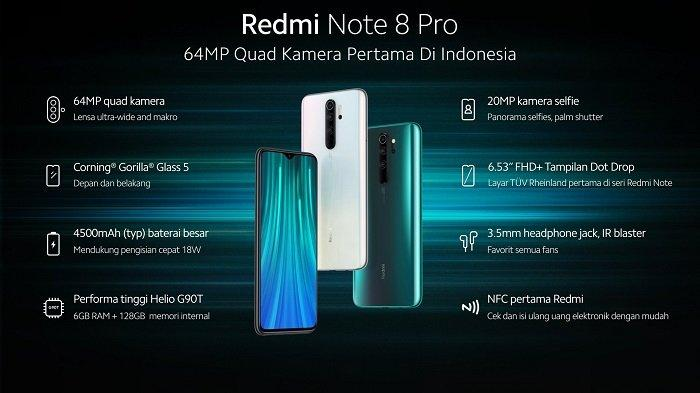 We compare xiaomi redmi note 8 pro with note 8 2021 to find out which phone has a better camera, screen, performance, and battery life. Harga Hp Redmi Note 8 Pro 2021 2021