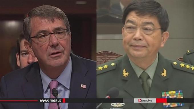 Amerika Menolak Tarik Operasi Militer dari Laut China Selatan