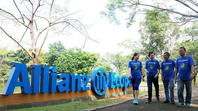 Allianz Ecopark di Ancol Diresmikan - Warta Kota