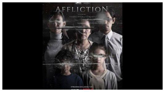 Sinopsis Film Horor Indonesia Affliction yang Dibintangi Raihaanun dan Ibnu  Jamil, Tayang di Netflix - Tribun Wow