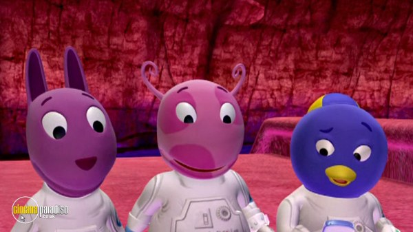 A still from Backyardigans: Mission to Mars (2006)(5 ...