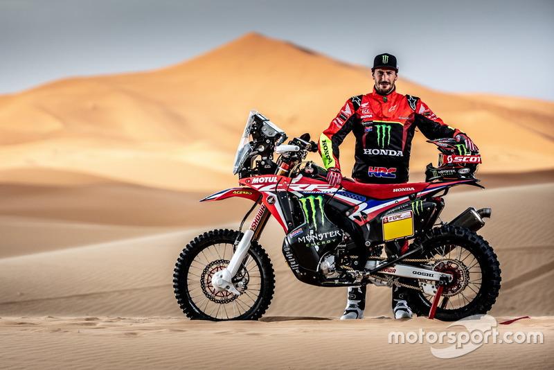 Joan Barreda, Monster Energy Honda Team  Ten things to watch for in the 2019 Dakar Rally joan barreda monster energy h 1