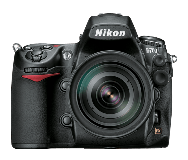 D700 from Nikon