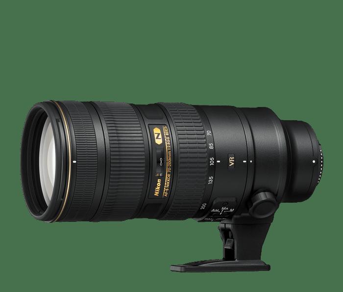 Photo of  AF-S NIKKOR<br/> 70-200mm f/2.8G ED VR II