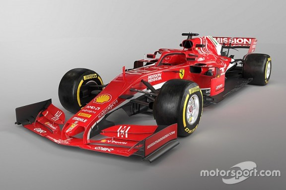 Image result for 2019 ferrari f1 livery