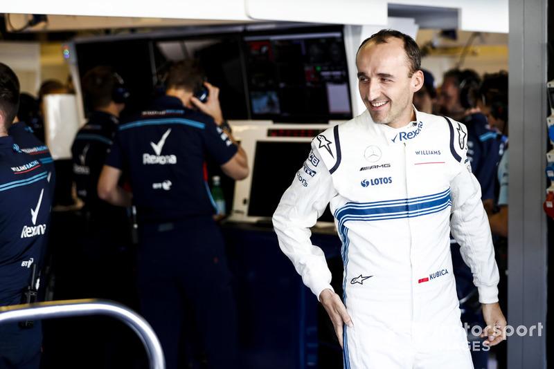 Robert Kubica, Williams  F1 2019 driver and team line-ups robert kubica williams racing 1