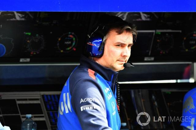 James Key, Direktur Teknis Scuderia Toro Rosso
