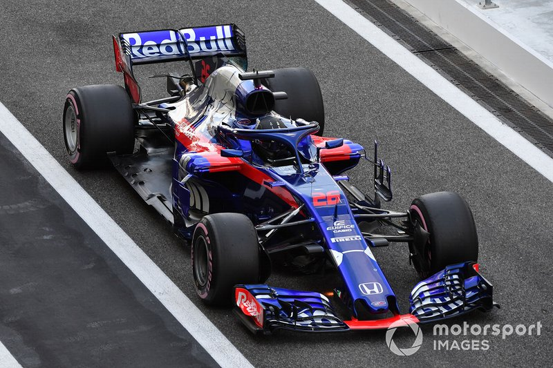 Red Bull Toro Rosso Honda  F1 2019 driver and team line-ups daniil kvyat scuderia toro rosso str13 1