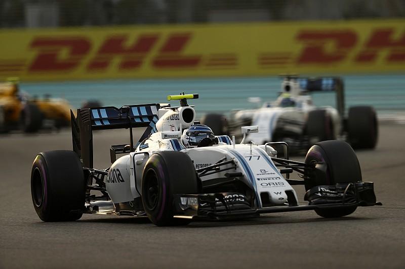Williams: un bump potrebbe aver danneggiato la sospensione di Bottas