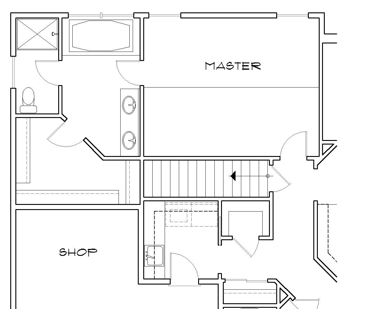 House Harlow House Plan