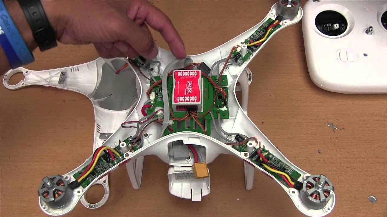 Qihoo Hack Shows How A DJI Phantom Can Be Remotely Hacked