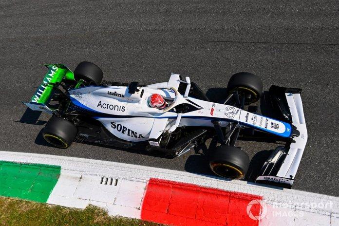 Así es el lateral del Williams FW43 que inspiró a Racing Point.