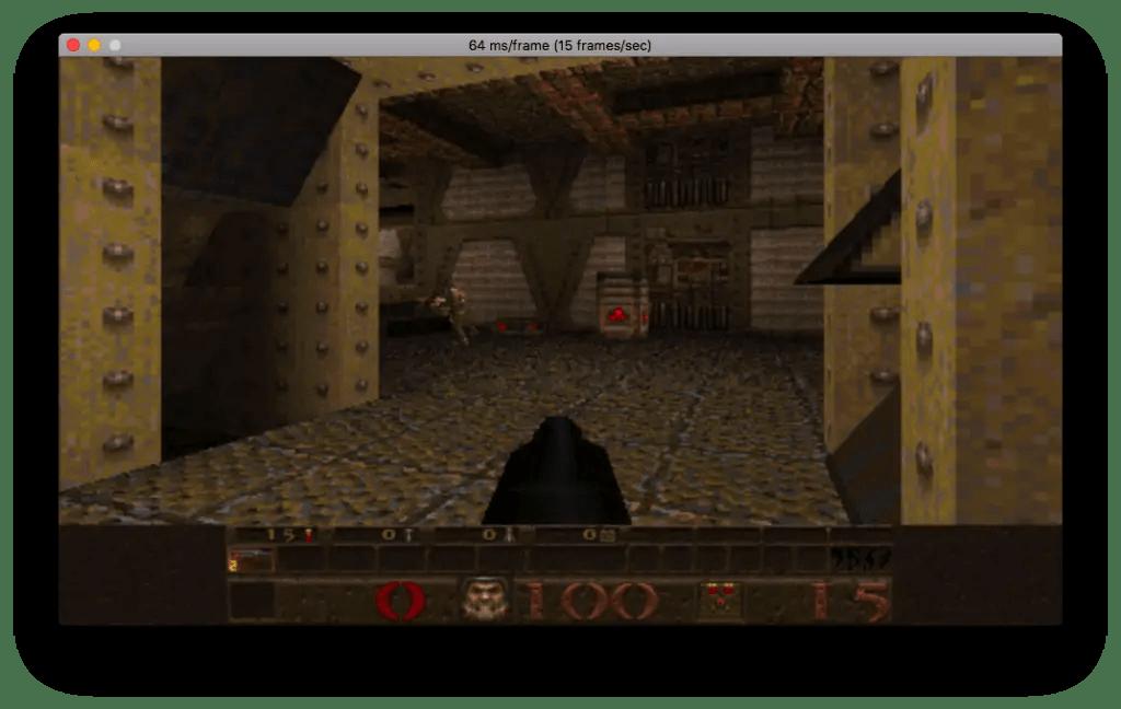 Vita3K emulator running VitaQuake