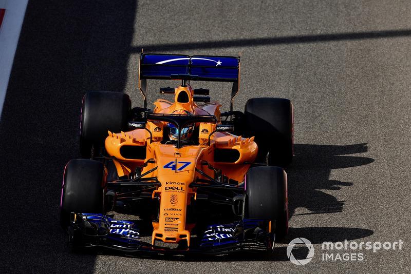 McLaren F1 Team  F1 2019 driver and team line-ups lando norris mclaren mcl33 1