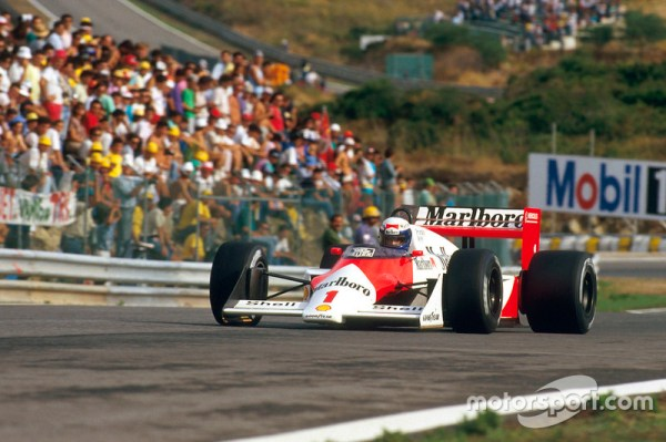 30 years ago: The drivers and teams of F1 1987
