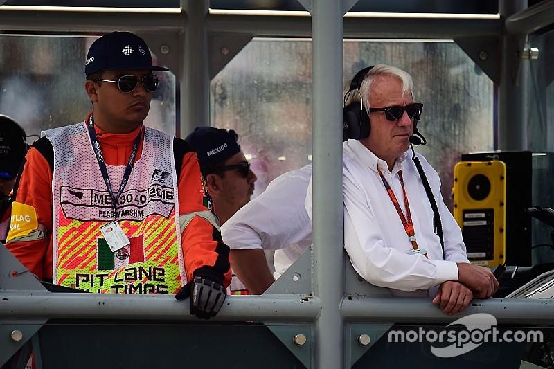GP del Brasile: ci sarà anche Whiting alla conferenza stampa FIA dei piloti!