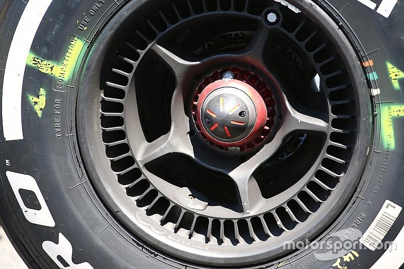 McLaren: chiuso il mozzo forato anteriore sulla MP4-31