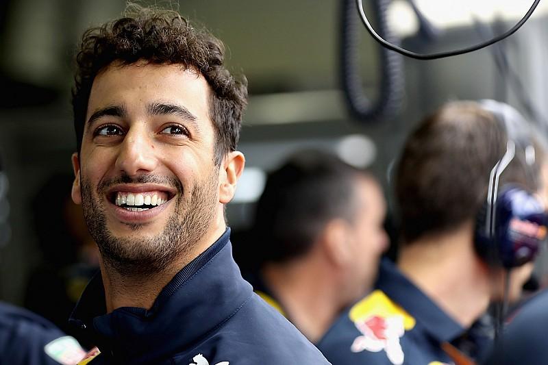 Ricciardo come Vettel:
