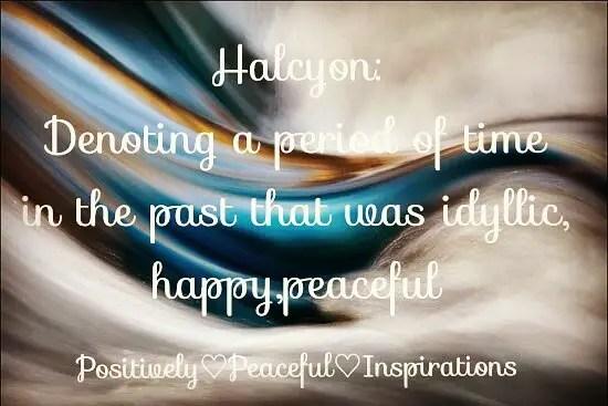 Halcyon 1