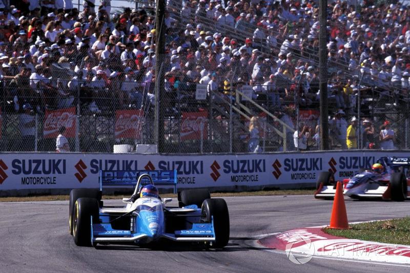 Jacques Villeneuve, Team Green