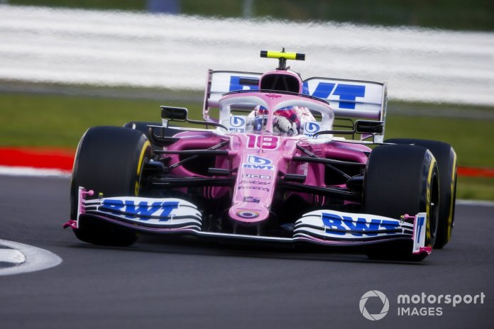 P6 Lance Stroll, Racing Point RP20