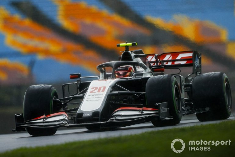 P14 Kevin Magnussen, Haas VF-20