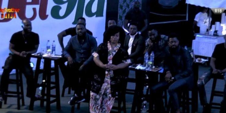 BBNaija 2019 Day 88: Basketmouth, Ushbebe, Chigul, others visit housemates (video)