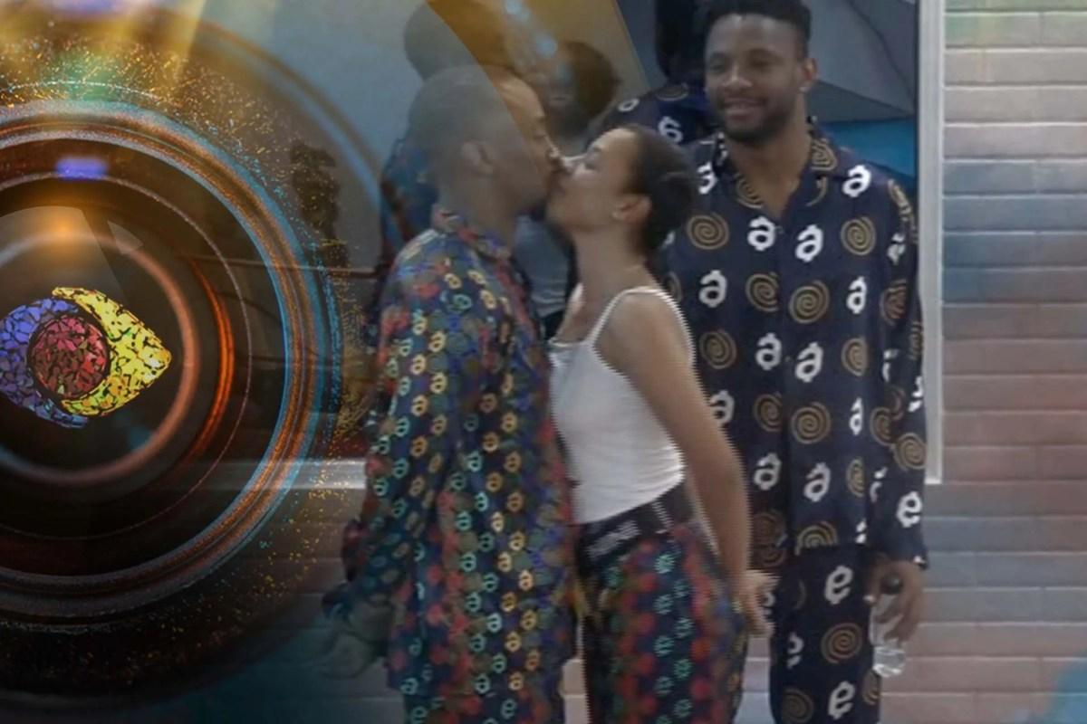 Africa Magic - Day 25: In the matter of Saga and Nini – BBNaija