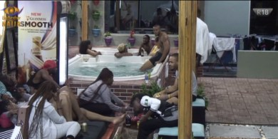 BBNaija 2020 Season 5: How Housemates appear on Bikinis and bond on Day 2