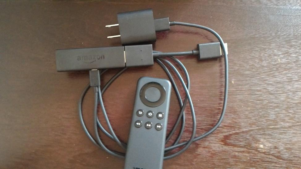 ファイアTVスティック接続機器