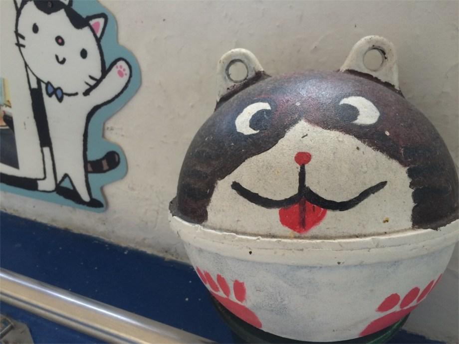 台北 観光 猫村 飾り