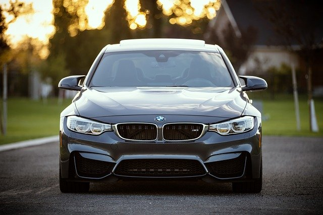 BMWの車