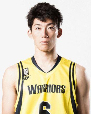 ブレイブウォリアーズの斎藤選手