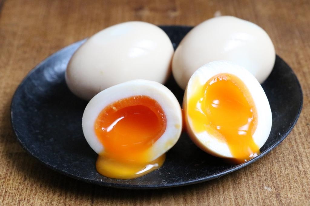 とろ~り半熟がヤミツキ!ほぼほったらかしで「台湾風味付けたまご」【エダジュン】 - メシ通