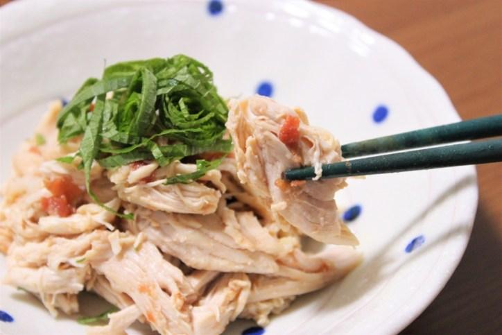 鶏ささみ 和え レシピ 10選 簡単 美味い ダイエット 味方