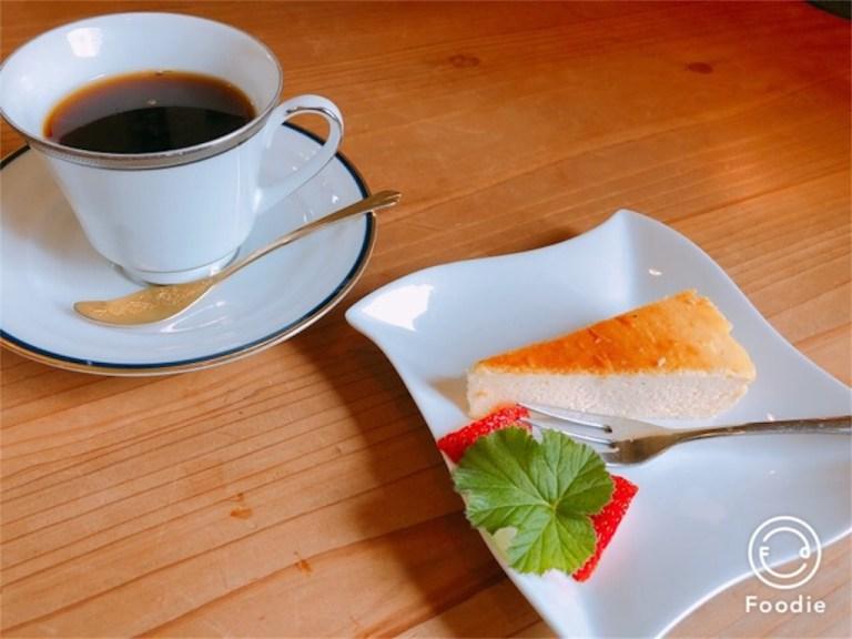 麦ばたけのデザートはコーヒーに合う