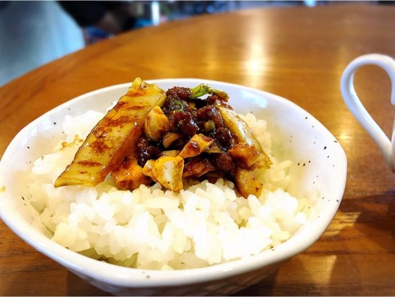 おすすめの食べ方は残った具を白ご飯にかけて食べること