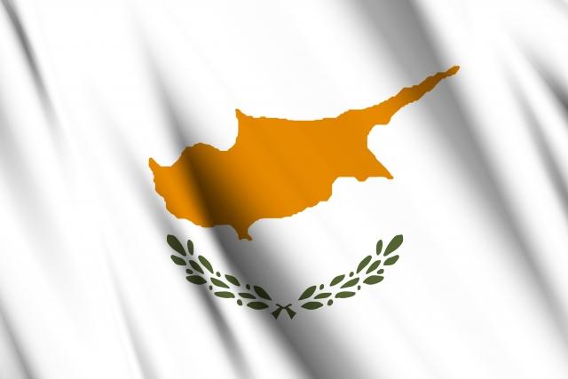 金融庁の登録が厳格だと言われているキプロスの国旗