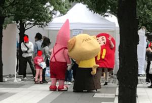 東京タワーの卑猥なマスコット