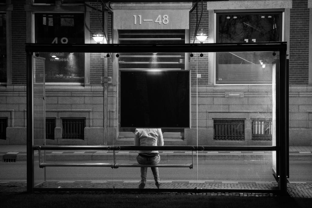 孤独のイメージ