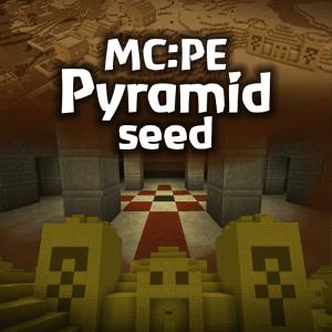 ピラミッドにすぐ行けるシード値
