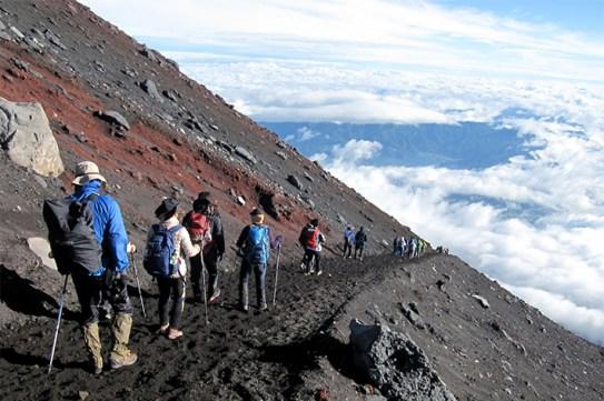 「富士山 登山」の画像検索結果